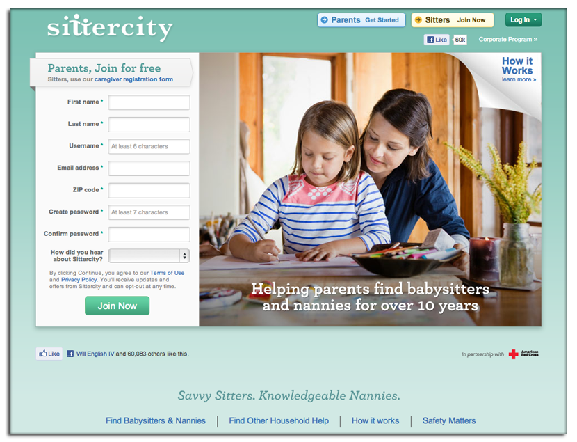 sittercity-ppc-landing-page-great-imagery