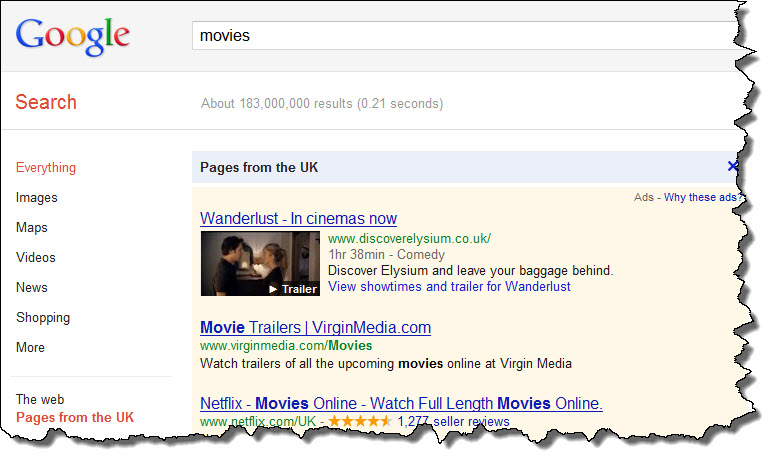 Video in Google AdWords